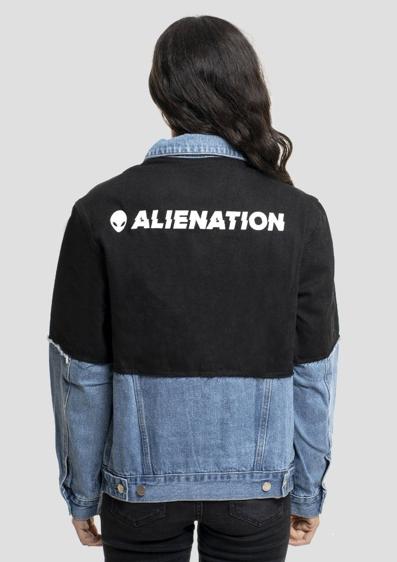 Alien Denim Jacket - Alienation