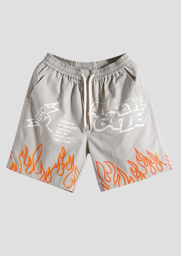FIRE SHORTS - Alienation