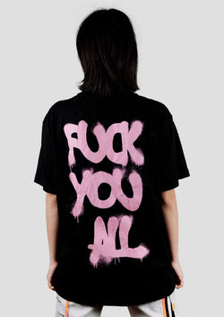 """""""F * ck You All"""" Tee - Alienation"""