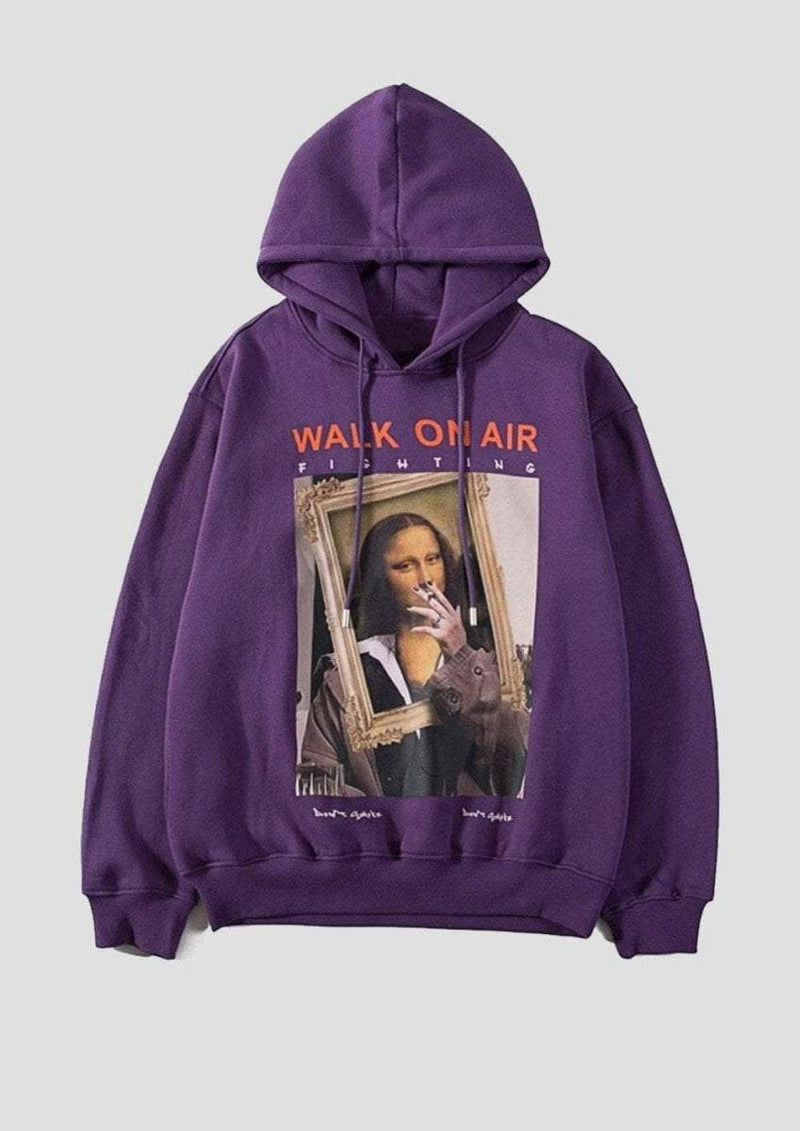 WALK ON AIR HOODIE - Alienation