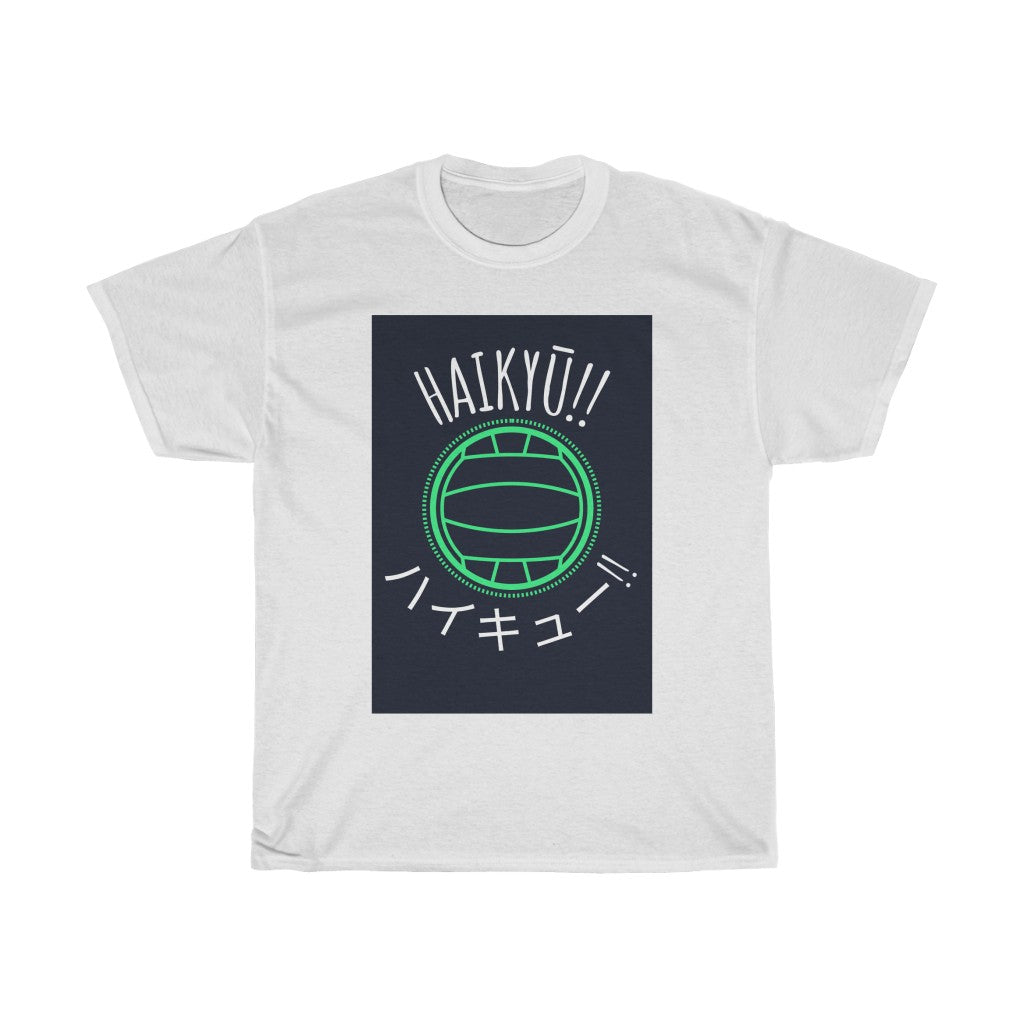 Unisex Heavy Cotton Tee Anime T Shirts