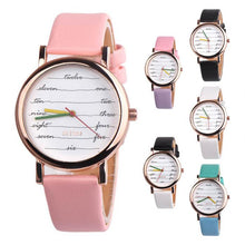 Load image into Gallery viewer, Womens Stylish Elegant Attractive Quartz Wrist Watch