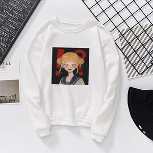 My Hero Academia Himiko Toga Long Sleeves Tee