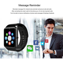 Load image into Gallery viewer, Smart Watch Featured With Sim Card Slot