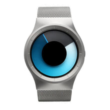 Load image into Gallery viewer, Unisex Creative Fashion Stainless Steel Mesh Band Watch