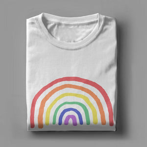 Love Wins Rainbow Pride T-shirts