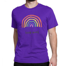 Load image into Gallery viewer, Rainbow Love Wins Shirt