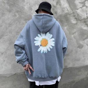 Loose Harajuku Thicken Warm Coat Hoodies