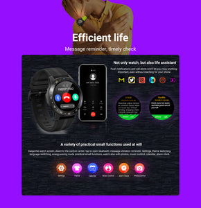 Health Smart Phone Watch with Sim Card 5G & GPS Features