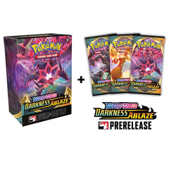 Pokemon Sword & Shield—Darkness Ablaze Prerelease