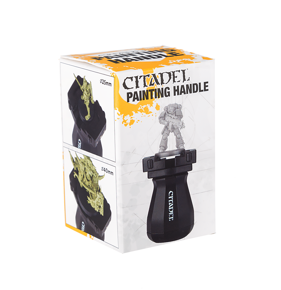 Painting Handle | Dice Addiction LLC
