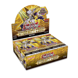 Yu-Gi-Oh! Eternity Code Booster Box | Dice Addiction LLC