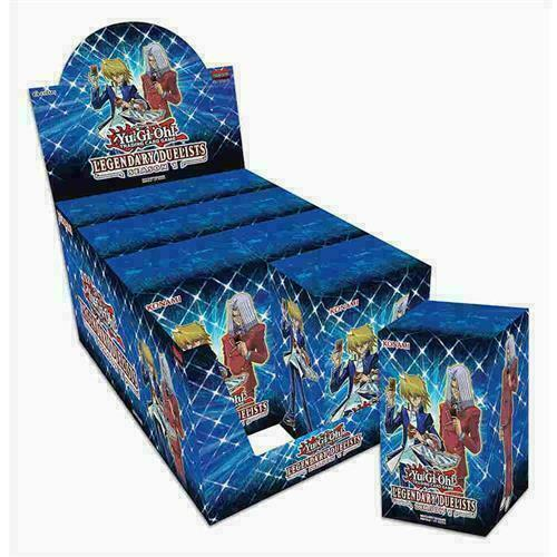 Yu-Gi-Oh Legendary Duelists Season 1 Pack | Dice Addiction LLC