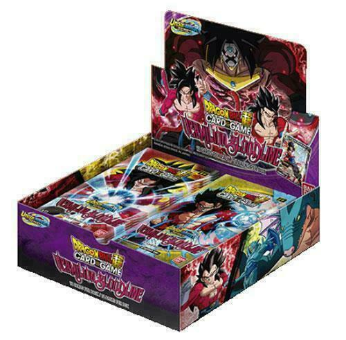 DRAGON BALL SUPER CARD GAME: Vermilion Bloodline Booster Box | Dice Addiction LLC