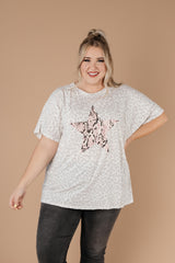 Star Of The Animal Show Top In Stone