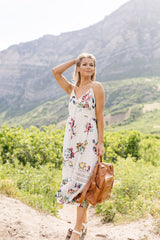 A Little Romance Midi Dress - BeeLovely Boutique