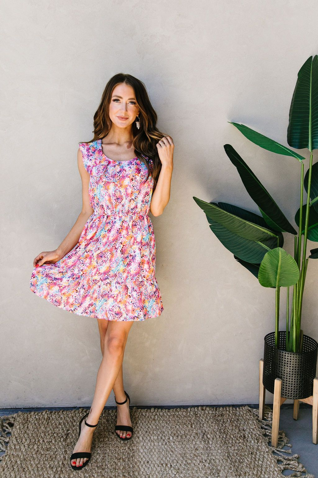 Darling Delight Dress - BeeLovely Boutique
