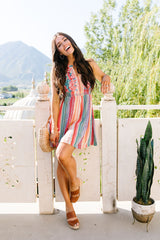 Collision Of Color Dress - BeeLovely Boutique