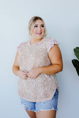 The Whole Zoo Top - BeeLovely Boutique