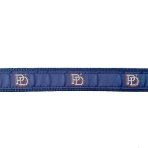 Cape Cod Adult Leather Tab Belt