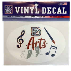 Decal - Arts