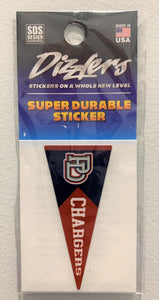 Dizzler Decal - Pennant