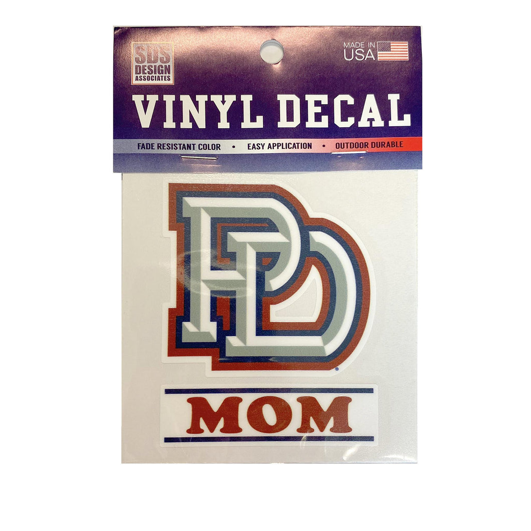 Decal - Mom