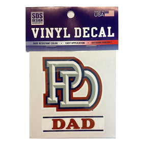 Decal - Dad