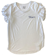 Load image into Gallery viewer, Ruffle sleeve tee