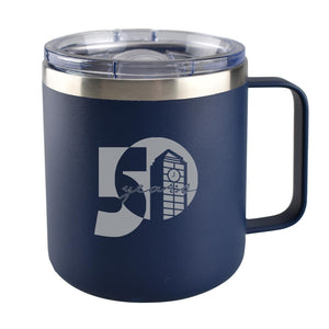 Vacuum Coffee Mug - Navy