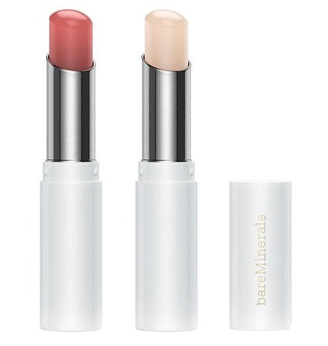 Holiday bareMinerals lip balm duo