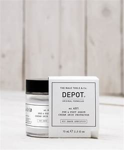 DEPOT Pre & Post Shave 401
