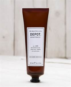 DEPOT Moisturizing  brushless Shave Cream 405