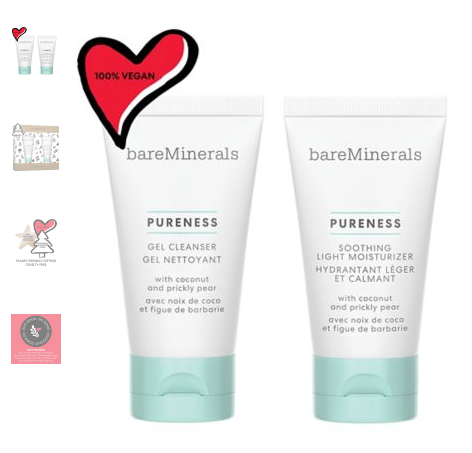 Holiday bareMinerals mini skin duo