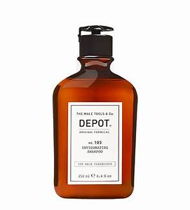 DEPOT Invigorating Shampoo