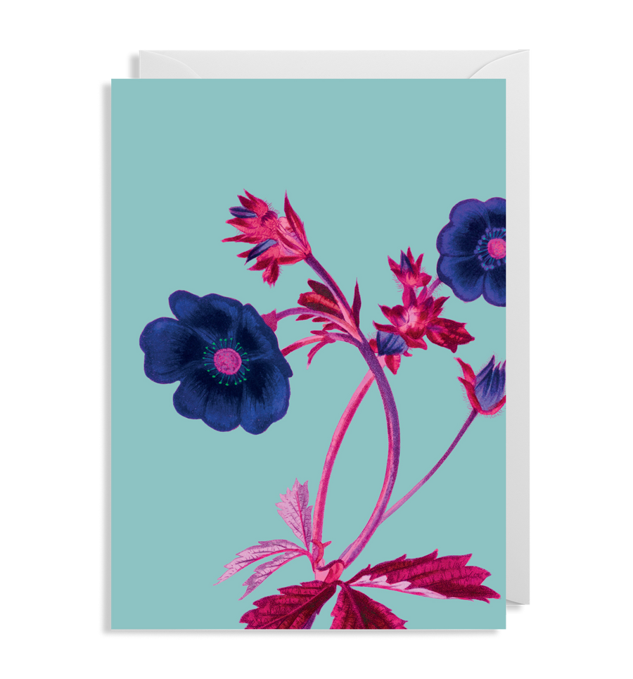 Kew Botanical Gardens | Ruby Mini Card