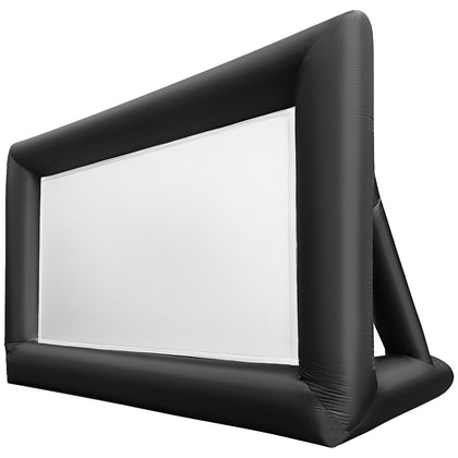 110 16:9 Projector Screen Projection Hd Home Theatre Outdoor Portable Gain 1.2