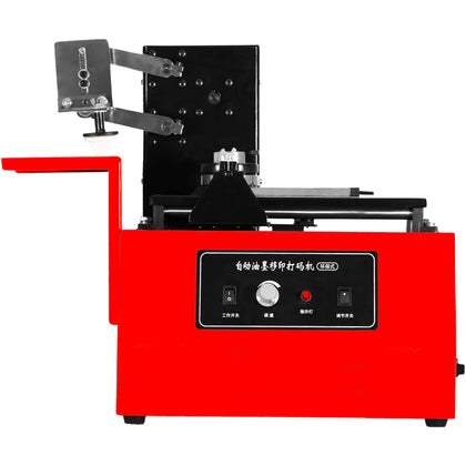 220v Electric Pad Printer Printing Machine Electric Pad Printer Printing Machine