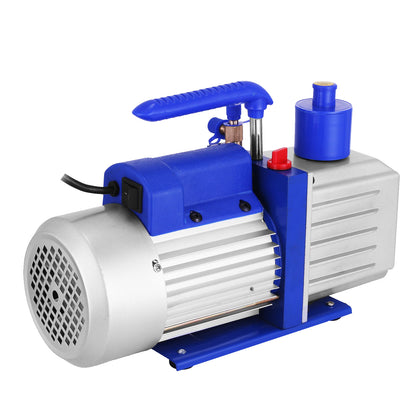 9cfm 1 Stage Refrigerant Vacuum Pump Air Conditioning Pumping Refrigeration