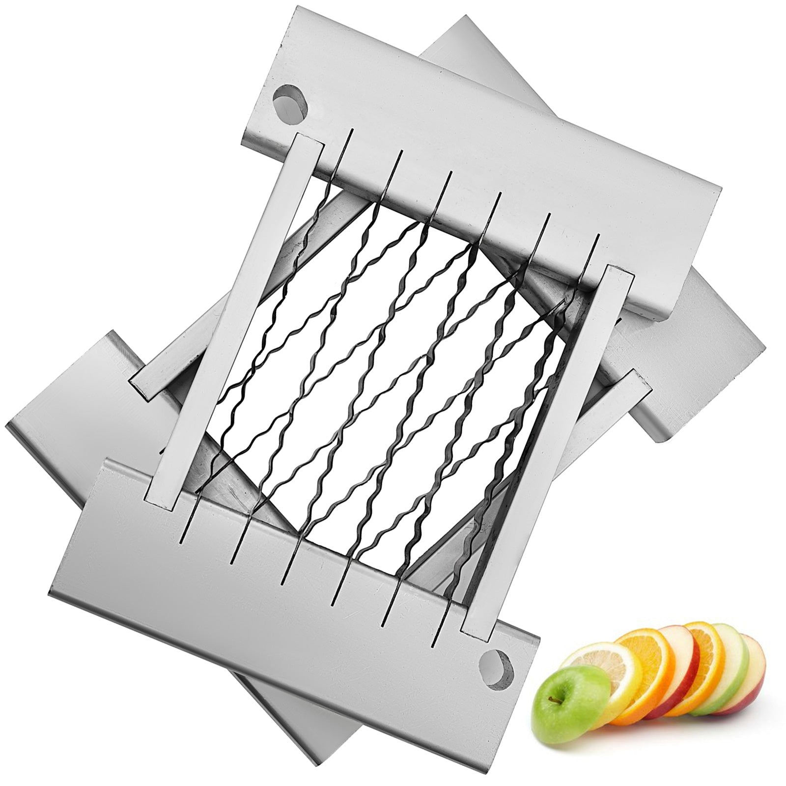 "3/8"" Pusher Head For Onion Slicer Blade 9.5mm Fruit Dicer Waveshape Multipurpose"