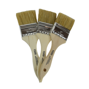 "Dixie Belle Premium 2"" Chip Brush ( One) - Natural Bristles"