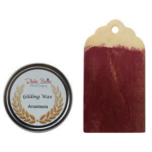 Dixie Belle Gilding Wax - Anastasia (Red) - New