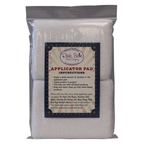 Dixie Belle APPLICATOR PADS (Pkg of 2) NEW