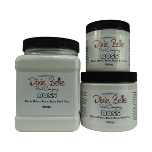 Dixie Belle BOSS - WHITE - New