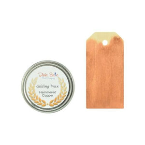 Dixie Belle Gilding Wax - HAMMERED COPPER - NEW