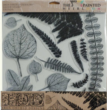 Load image into Gallery viewer, IOD - Iron Orchid Designs - Decor Stamp - Fronds