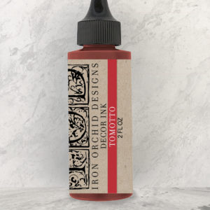 IOD - Iron Orchid Designs - Decor Ink - TOMOTTO - 2 oz.