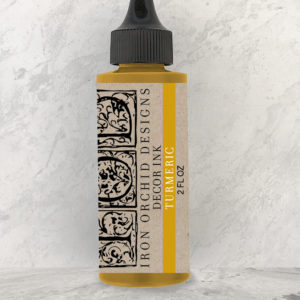 IOD - Iron Orchid Designs - Decor Ink - TUMERIC - 2 oz.