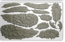Load image into Gallery viewer, IOD - Iron Orchid Designs - Silicone Decor Mould - Wings & Feathers