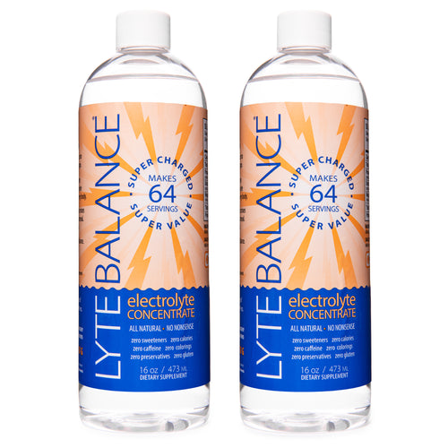 Lyte Balance Electrolyte Concentrate - 2 pack - save 10%!